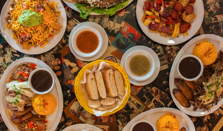 cuban food essay Cuban, spanish, and latin american food recipes, miami/little havana travel guide, miami restaurant guide, hispanic culture & food the three guys from miami are: raúl musibay, glenn lindgren, and jorge castillo.
