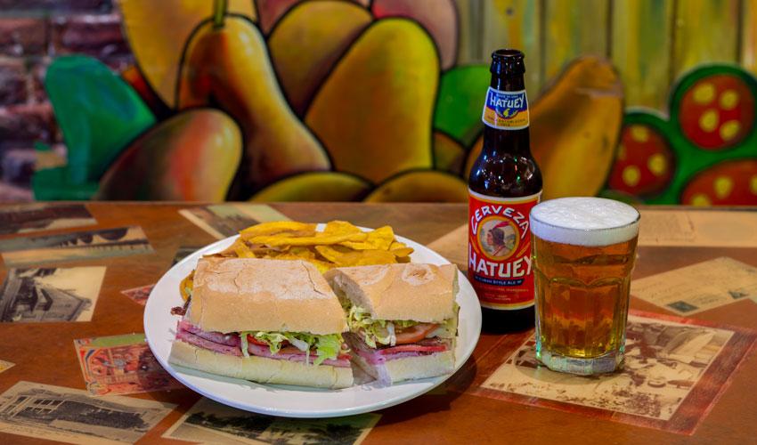 El Meson Cuban Sandwich