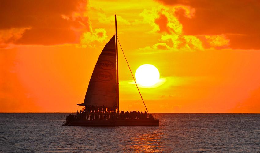 Fury Water Adventures Sunset Sail