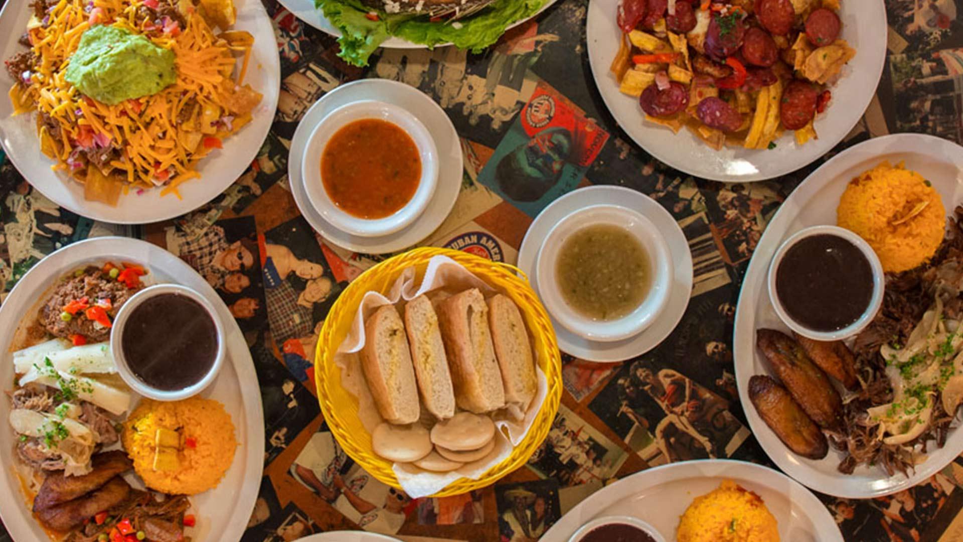 authentic cuban food at el meson de pepe key west
