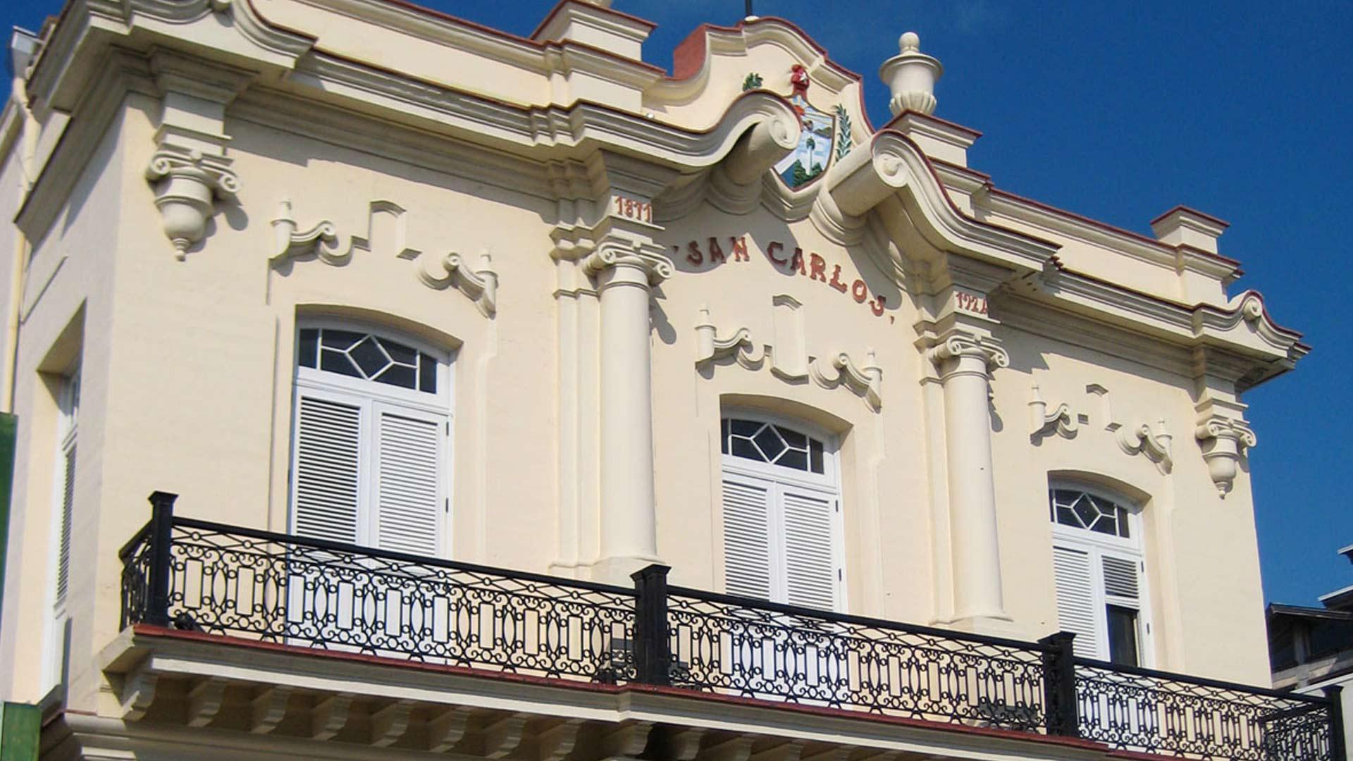 The San Carlos Institute in Key West florida